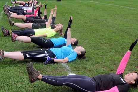 Elements Outdoor Military Fitness - Ten  Boot Camp Sessions  - Save 68%