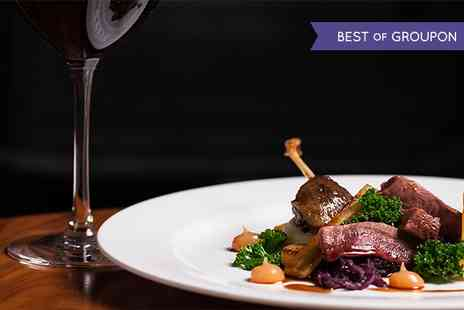 Hellaby Hall - Two Course Sunday Lunch With Wine For Two - Save 57%