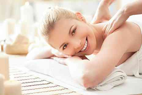 Drama Queen - Full Body Massage or Back, neck and Shoulder Massage   - Save 33%