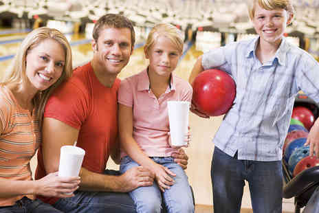 Spitfire Travel - Two Games of Ten Pin Bowling  - Save 71%