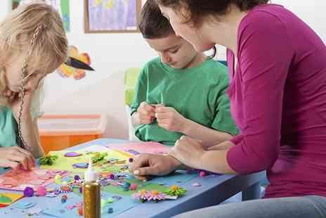 Childs Play - Craft Workshop or Childrens Party  - Save 46%