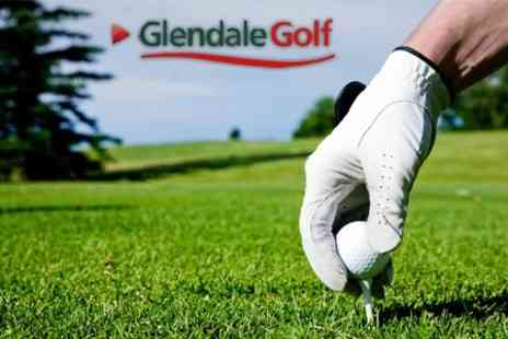 Glendale Golf's Edwalton Golf Centre - Day on the Fairways for Two, with Balls for the Driving Range  for £25 - Save 97%