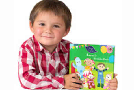 Penwizard - Personalised In The Night Garden Childrens Hardback StoryBook - Save 31%