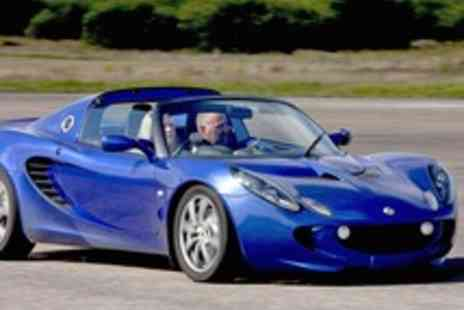 Supercar Sessions - Three Hot Laps in a Sportscar of Your Choice - Save 70%