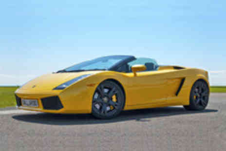 Supercar Sessions - Supercar Driving Experience in Up to Three Cars - Save 83%