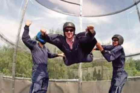 Windspin - Thrilling Freefalling Bodyflight Experience - Save 50%