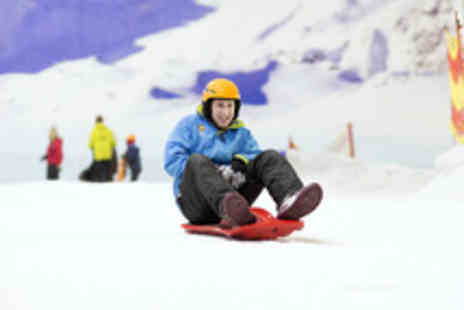 Chill Factore - One Hour Snow Park Pass for One - Save 50%