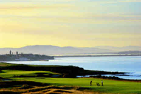 Fairmont St Andrews - 18 Holes of Golf, 100 Range Balls, Food and Drink  - Save 49%