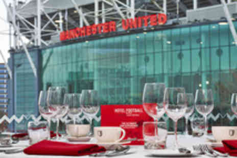 Hotel Football - Manchester United Match Day Experience - Save 0%