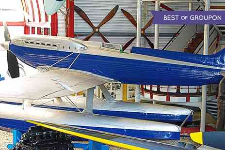 Solent Sky Museum -  Entry For Two Adults to Solent Sky Museum - Save 46%