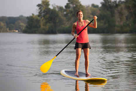 Southampton Water Activities Centre - One or Two Hours of Stand Up Paddle Boarding - Save 50%
