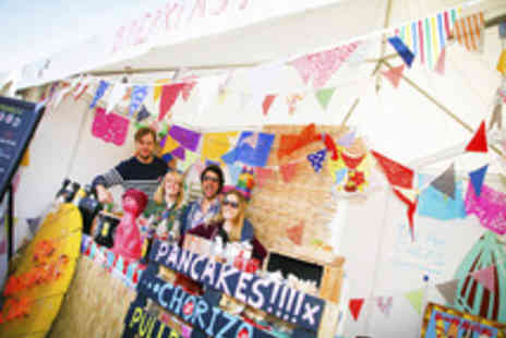 Foodies Festival - Tickets to Foodies Festival Brighton with Show Guide and VIP Option - Save 47%