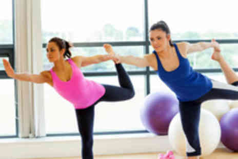 The Sudden Movements Gym  - Five Rocket Yoga Sessions for One - Save 86%