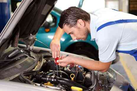 Andover Car Service - MOT for vehicles up to class four  - Save 67%