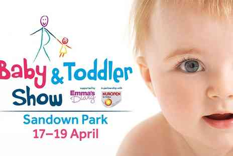 Baby and Toddler Show - Ticket  to Baby and Toddler Show - Save 36%