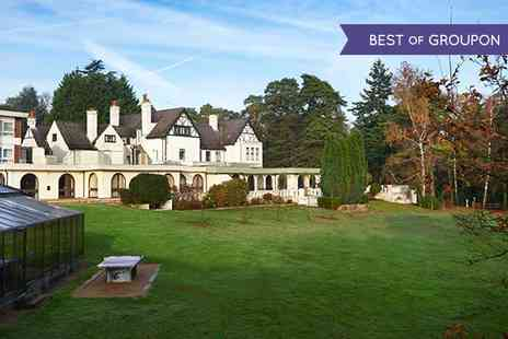 Hilton Cobham - Wedding Package For 50 Daytime and 80 Evening Guests  - Save 0%