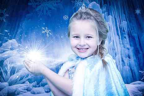 J. Photographers North East - Ice Princess or Fairy Photoshoot With Prints  - Save 0%