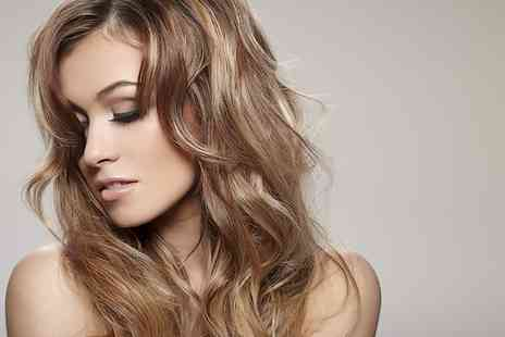 Unity Hair and Beauty  - Cut and Finish Plus Half  Highlights  - Save 60%