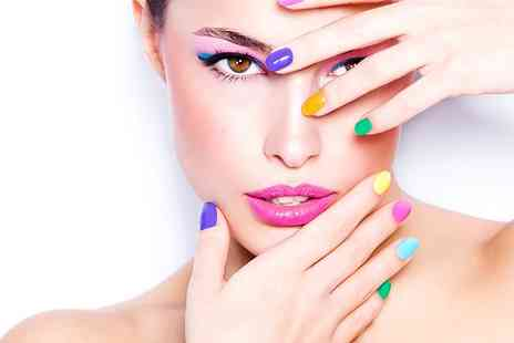 Moulin Rouge   - Manicure or Pedicure   - Save 0%