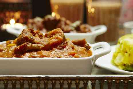 Delhi 6 - Two Course Indian Meal With Sides For Two  - Save 47%