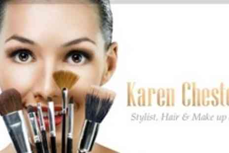 Karen Chesters - Pamper Session and Photo Shoot Plus Arbonne Goody Bag For Two - Save 78%