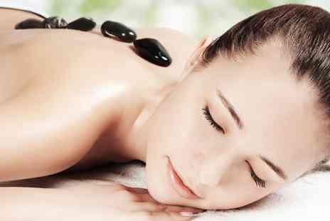 Omega Therapies - Hot Stone Massage or Reflexology Plus Indian Head Massage  - Save 51%
