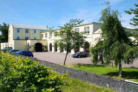 Ben Nevis Hotel   - One Night stay For Two With Breakfast, Wine, Dinner and Mini Club Package  - Save 68%