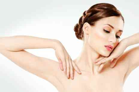 Nipas Hair and beauty Salon -  Six Sessions of IPL Hair Removal - Save 87%