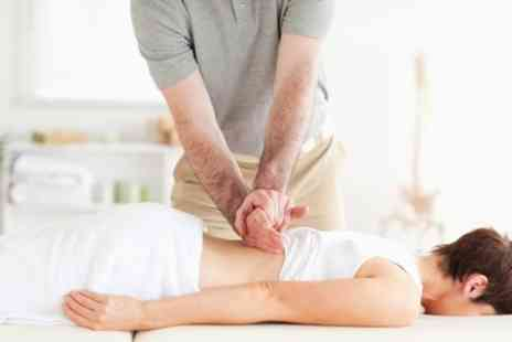 Reco Family Chiropractic Centre - Consultation and Treatment - Save 75%