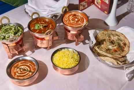 Arishana - Two Course Indian Meal With Beer or Wine  - Save 48%