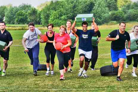 Regiment Fitness -  Five Boot Camp Sessions  - Save 0%