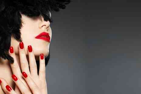 Hs Hair and Beauty Studio - Gel Nails For Fingers or Toes  - Save 0%
