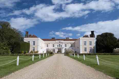 Hintlesham Hall Hotel  - Two night Stay  with breakfast, a  Three course dinner & more - Save 47%