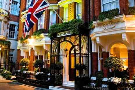 Dukes - Award Winning 5 Star London Hotel Brunch for two - Save 30%