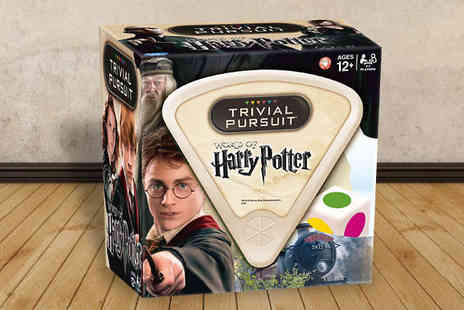 Divinity Fashion - Harry Potter Trivial Pursuit Game - Save 68%