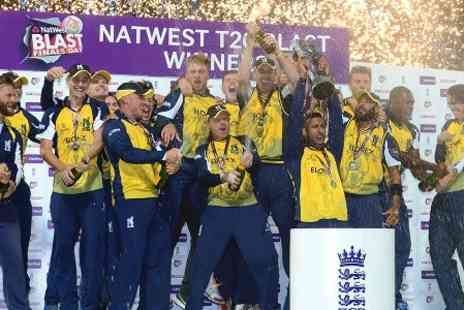 England Cricket ODI - Birmingham Bears T20 Blast Home Game Early Bird Ticket  - Save 0%