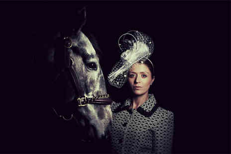 Racing Hat Hire - Dawn a fabulous hat or fascinator to top off your race day outfit - Save 60%
