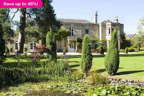 Guyers House Hotel & Restaurant - Romance and Award Winning Food in Corsham - Save 48%