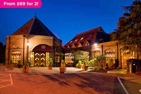 Templeton Hotel - One Night  stay with Dinner - Save 39%