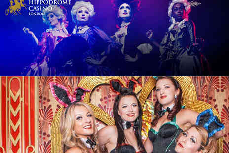 The Hippodrome Casino - Two Tickets to Wam Bam Late or  The Soho Burlesque Club Starring Polly Rae - Save 50%