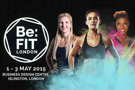 Be Fit London - Adult Regular or Luxe Ticket to Be Fit London Health and Fitness Festival - Save 14%