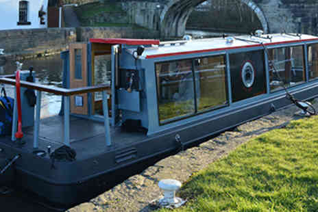 Lancashire Canal Boat Cruises - Lancashire Canal Cruise & Breakfast for One - Save 51%