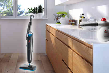 Electric Mania - Bissell Steam Shot Cleaner   - Save 63%