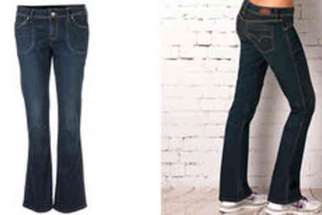 GetTheLabel.com - Womens Levis demi curve bootcut jeans sizes 27R to 33R  plus delivery - Save 0%