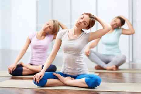 Creative Yoga - Five Sessions of Yoga  - Save 67%