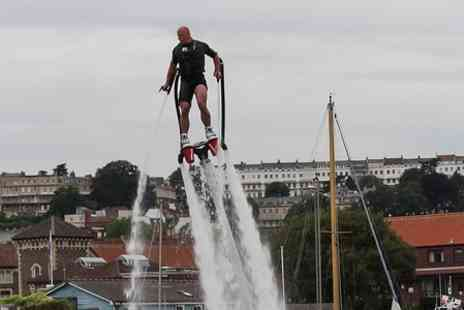 Big Crazy - Flyboarding or Hoverboarding  - Save 55%