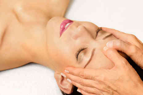Feel Beauty - Lift Facial and Face, Neck, and Shoulder Massage with Face Mask - Save 66%