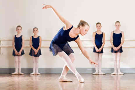 North East Dance Company - Four Weeks of Unlimited Kids Dance Classes - Save 88%