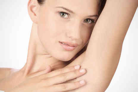 Pure Hair and Beauty - Underarm Wax with Choice of Brazilian or Hollywood Wax - Save 65%