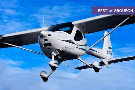 Darley Moor Airsports Club - Light Sports Aircraft Flight Experience  - Save 0%